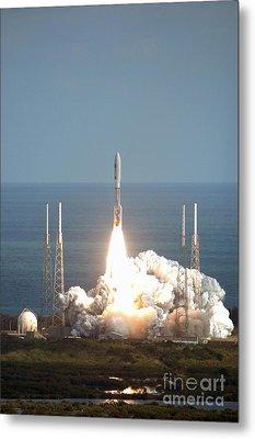 New Horizons Spacecraft Launch Metal Print