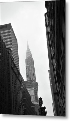New York City Metal Print by Thank you for choosing my work.