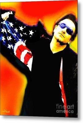 Nixo Bono Metal Print