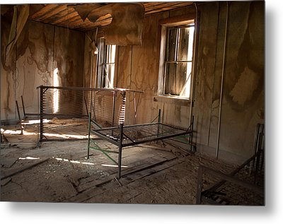 Metal Print featuring the photograph No More Time To Sleep by Fran Riley