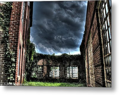 No Way Out Metal Print by Heather  Boyd