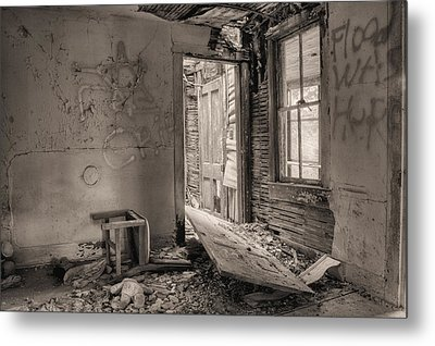 No Way Out II Metal Print by JC Findley