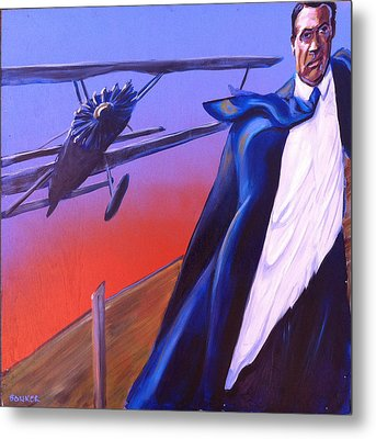 North By Northwest Metal Print by Buffalo Bonker