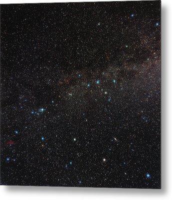 Northern Milky Way Metal Print by Eckhard Slawik