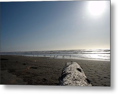 Ocean At Peace Metal Print