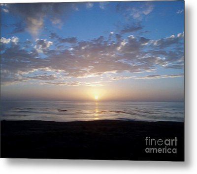 Ocean Sunset  Metal Print by The Kepharts