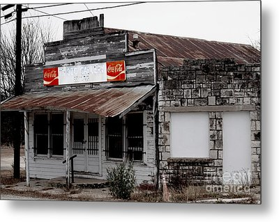 Metal Print featuring the photograph Odd Gallery by Joe Finney