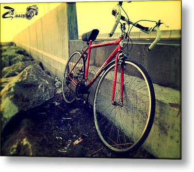 Old Age Metal Print by Zohaib Hassan