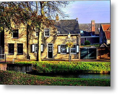 Old And New Holland Metal Print
