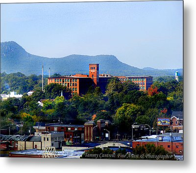 Old Loray Firestone Mill  Metal Print by Tammy Cantrell