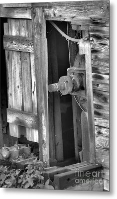 Metal Print featuring the photograph Old Mill  by Tamera James
