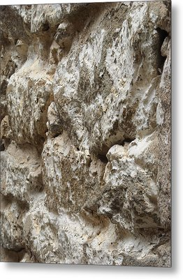 Old Stone Wall Metal Print by Christophe Ennis