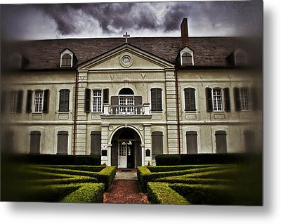 Old Ursuline Convent Metal Print