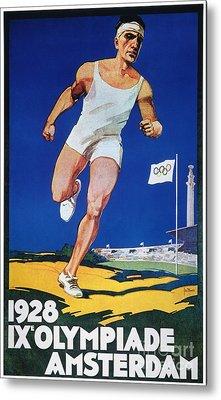 Olympic Games, 1928 Metal Print by Granger
