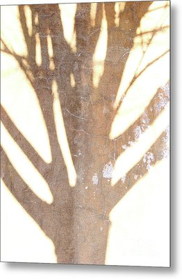 Once Upon A Tree Metal Print