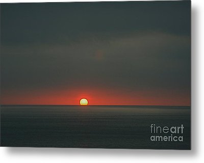 Metal Print featuring the photograph One Day At The Time by Nicola Fiscarelli