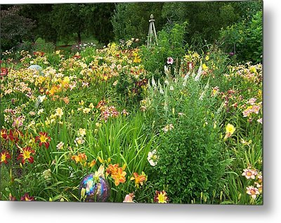 One Summer Day Metal Print by Sandy Collier
