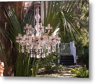 Only In Beaufort Metal Print by Patricia Greer
