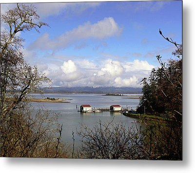 Operational Military  Metal Print by Pamela Patch