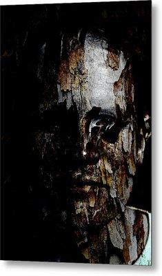 Organic Metamorphosis Metal Print by Christopher Gaston