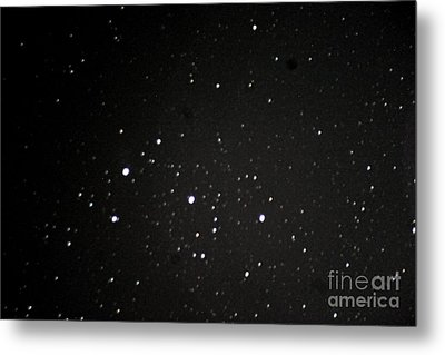 Orions Belt Metal Print by Stephen Whisman