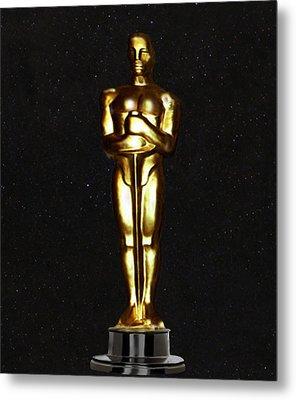 Oscars  Metal Print by Eric Kempson