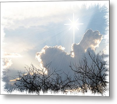 Our Promise Metal Print by Ronel Broderick