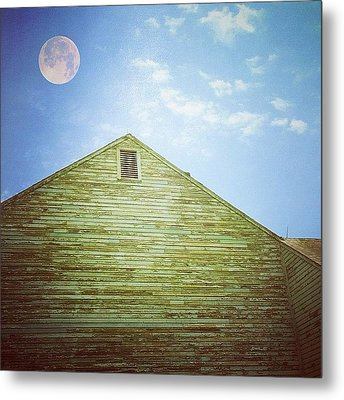 Out Of Step And Into Space Metal Print