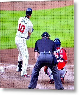 Out Of The Park..... Metal Print