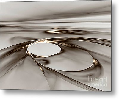 Outer Limits Metal Print by Richard Ortolano