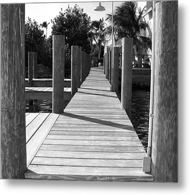 Metal Print featuring the photograph Outlet by Bill Lucas