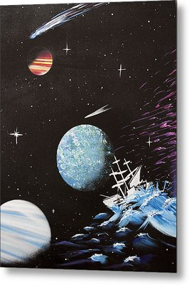 Outter Limits Metal Print by Stephen Ford
