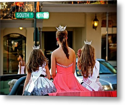 Pageant South Metal Print