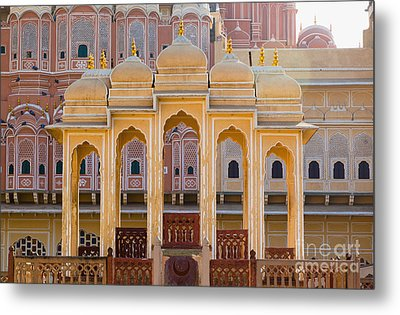 Palace Of The Winds Metal Print by Inti St. Clair