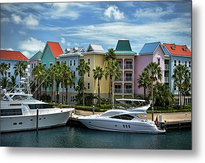 Metal Print featuring the photograph Paradise Island Style by Steven Sparks