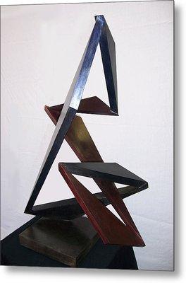 Paso Doble Metal Print by John Neumann