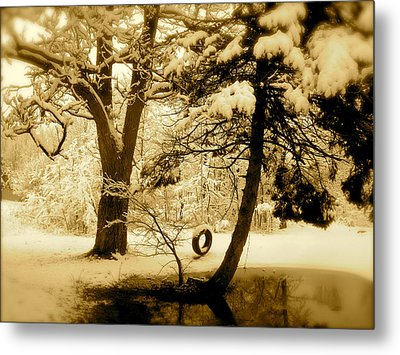Peace Metal Print by Arthur Barnes