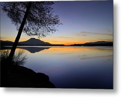 Peace Metal Print by Guido Montanes Castillo