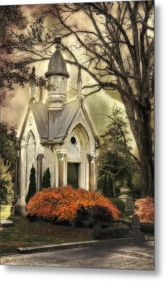 Metal Print featuring the photograph Peaceful by Mary Timman