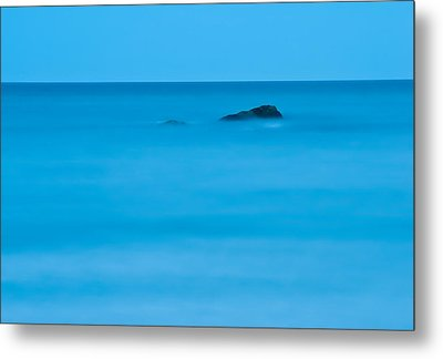 Metal Print featuring the photograph Peaceful Waters by Nancy De Flon