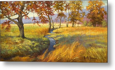 Perfect Afternoon Metal Print by Jonathan Howe