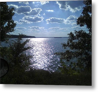 Perfect Pickwick Beauty Metal Print by Dorothy S Guinn