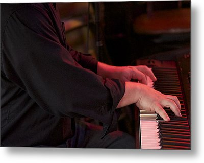 Performing 858 Metal Print by Michael Knight