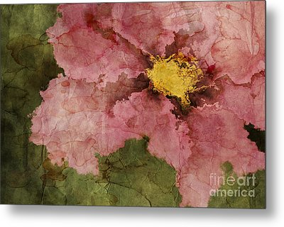 Petaline - Ar01bt05 Metal Print by Variance Collections