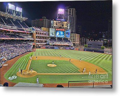 Petco Park San Diego Padres Metal Print