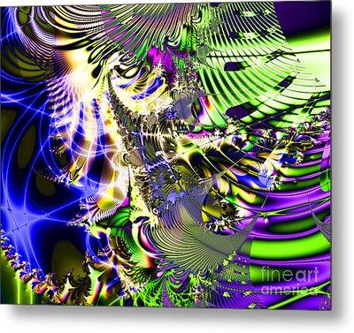 Phantasm Metal Print by Wingsdomain Art and Photography
