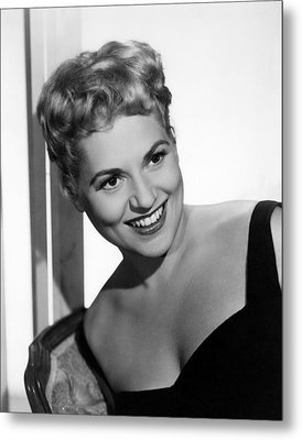 Phffft, Judy Holliday, 1954 Metal Print by Everett