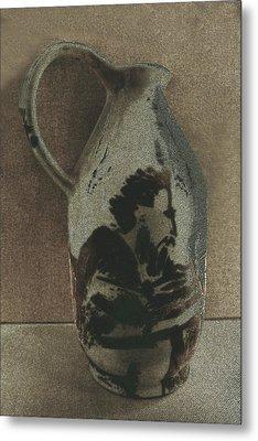 Picassos Ewer Metal Print by William Fields