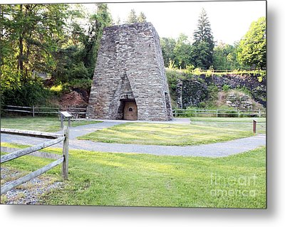 Metal Print featuring the photograph Pine Grove Furnace State Park by Tony Cooper
