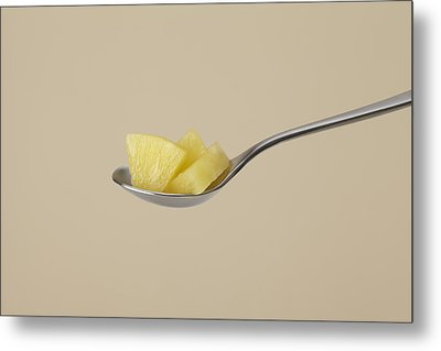 Pineapple Metal Print by James And James